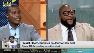 "ESPN Get Up | Marcus Spears ""UNBELIEVABLE"" How Raiders treatment of A. Brown differs from Steelers"