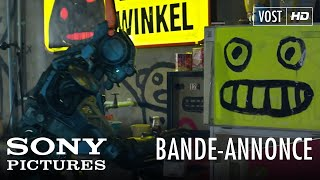 Chappie :  bande-annonce VOST