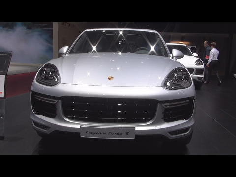 @Porsche #Cayenne Turbo S (2017) Exterior and Interior in 3D