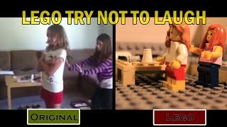 Lego Try Not To Laugh (Clean) YLYL