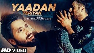 Yaadein Teriyan – Sunny Bajwa