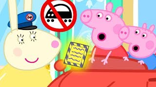 Peppa Pig Official Channel  ⭐️ New Season ⭐️ Parking Ticket for Daddy Pig