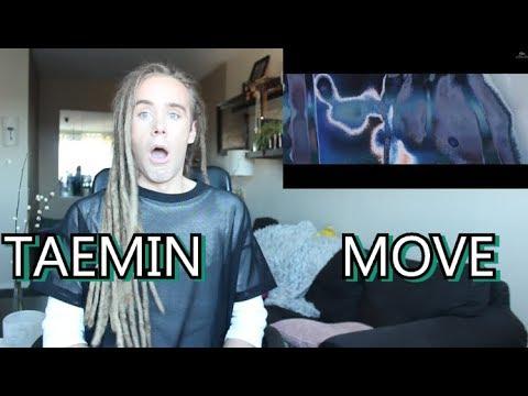 TAEMIN (태민) - 'MOVE' #1 & #2 & #3 REACTION   Ψ