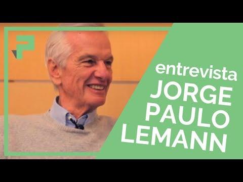 Entrevista com Jorge Paulo Lemann