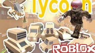 Roblox | Minh Đi Bộ Đội | Military Warfare Tycoon | MinhMaMa