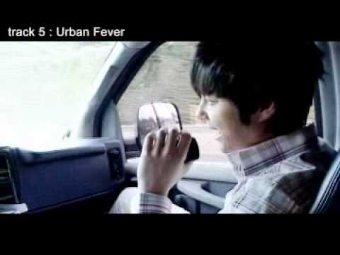 080911 Shinhwa Shin Hyesung being crazy in his car