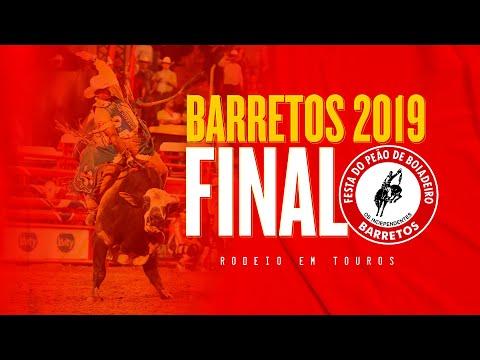 FINAL EM TOUROS 2019 - Festa do Peão de Barretos #AMAIOR