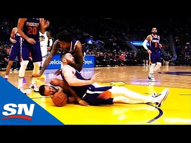 NBA/勇士遭遇傷病潮 美媒:應該比照馬刺模式爭狀元