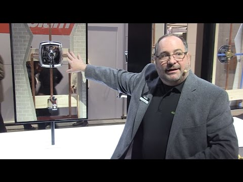 Ed Del Grande Talks Kohler Valves at KBIS 2016 - eFaucets