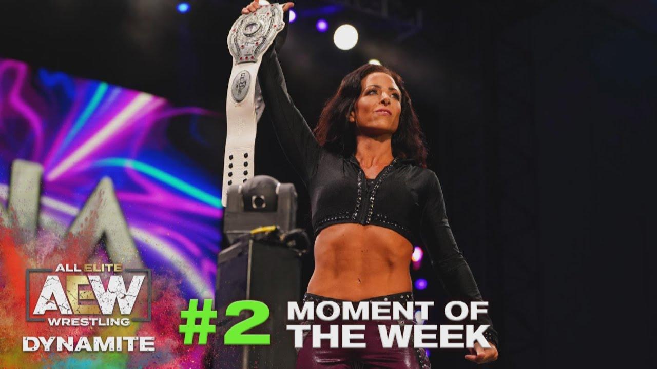NWA Womens World Champion Serena Deeb Vs. Thunder Rosa Announced For AEW Dynamite