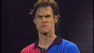 Jim Carrey - Faces - Unatural Act - 1991