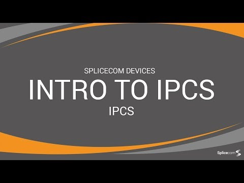 SpliceCom iPCS IP Phone App for Smart Phones & Tablets