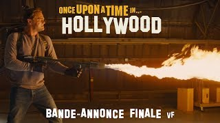Once upon a time… in hollywood :  bande-annonce finale VF