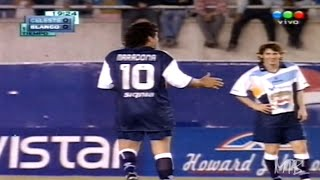 The Day Maradona & Messi Were Teammates 🐐🐐