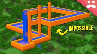 Impossible Minecraft Illusions that make no sense