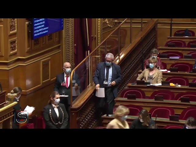 Réaction à la proposition de loi relative à la gouvernance et à la performance des ports maritimes