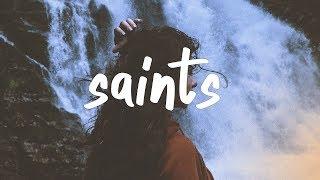 Echos - Saints (Lyric Video)