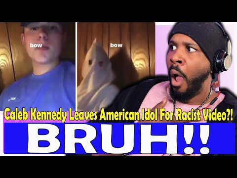 American Idol Finalist Caleb Kennedy Leaves Show After KKK Video Surfaces?!   The Pascal Show