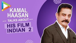Ajay Devgn in Indian 2? Kamal Haasan BREAKS silence!