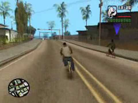 GTA: San Andreas: Mission 1 - Big Smoke