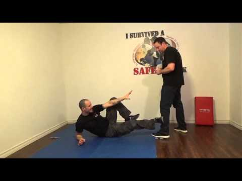 Shoved To Ground - SAFE International Self Defense