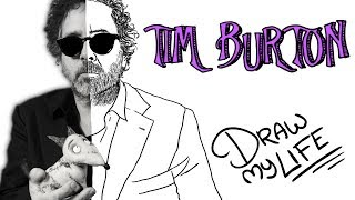 TIM BURTON | Draw My Life