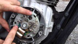 How to adjust and restore points on your vintage motorcycle