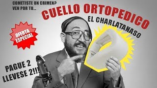 Cuello Ortopédico I Charls Lattan I Video De Humor
