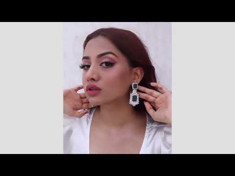 Shop Festive Earrings Online | amrutamjewelry.com