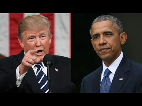President Obama is not taking Donald Trump's bait