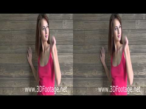 YT3D Video Young Russian Model Darja - Moscow Russian Model Casting