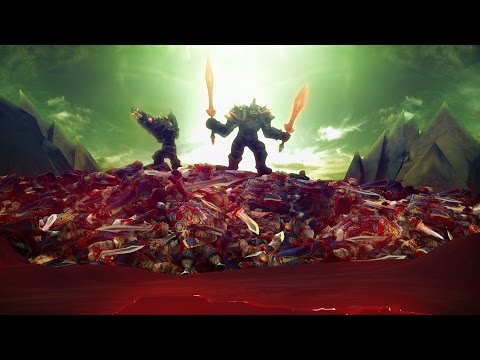 Guild wars a wow machinima special by nixxiom musica movil