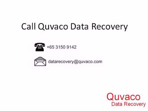 Data Recovery Singapore Forum