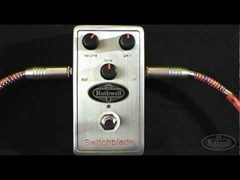 Rothwell Switchblade Distortion