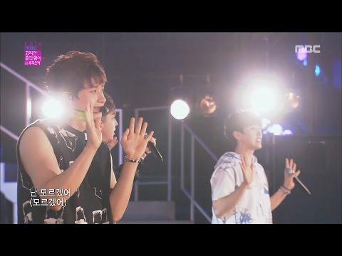 [HOT] B1A4 - Beautiful Target, 비원에이포 - 뷰티풀 타겟 Korean Music Wave In Fukuoka 20160911