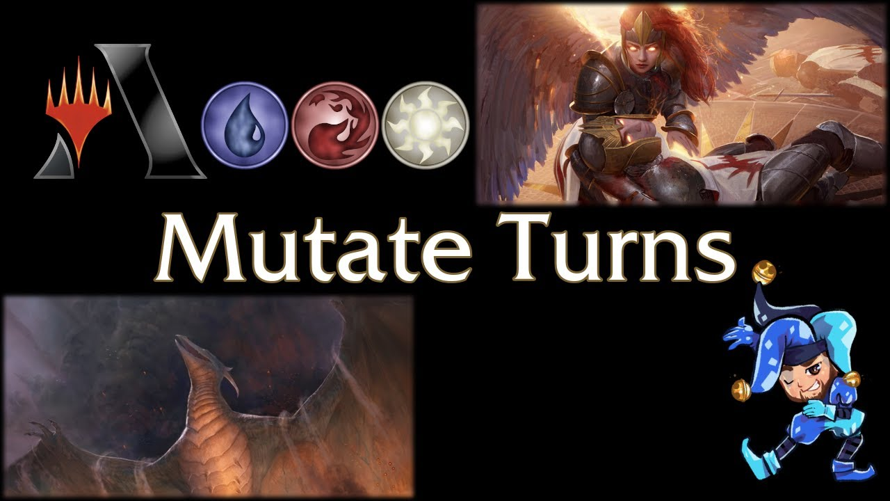 Jeskai Mutate Turns - Historic Magic Arena Deck - June 10th, 2021