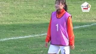 Hoàng Thị Loan thiên thần xuất hiện trong seagame 30 của Bóng đá Nữ Việt Nam