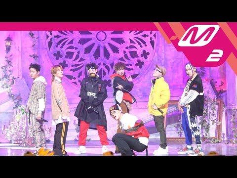 [MPD직캠 4K] 블락비 직캠 Shall We Dance Block B Fancam @엠카운트다운_171109