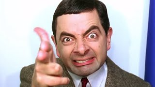 Bean Goes to America | Funny Clip | Classic Mr. Bean