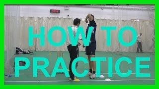 Cricket Practice Drills & Techniques Videos