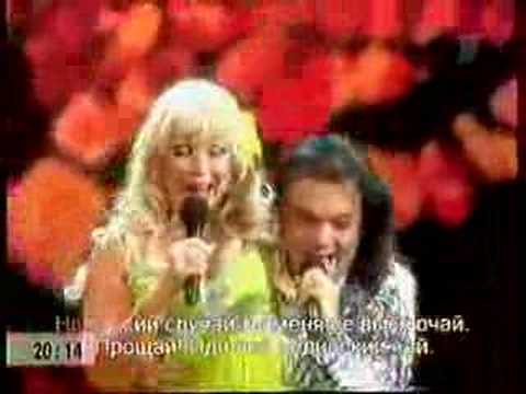 Филипп Киркоров и Маша Распутина