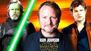 Star Wars! Rian Johnson Says Backlash Is A Minority & More