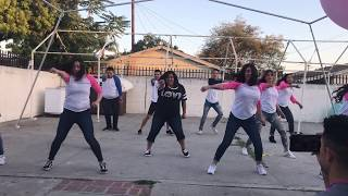 Best baby gender reveal!! (Dance)