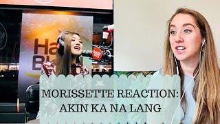 Voice Teacher Reacts: Morissette Amon Akin Ka Na Lang LIVE