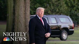 Key Republican Senators Now Open To Witnesses In Trump Impeachment Trial | NBC Nightly News