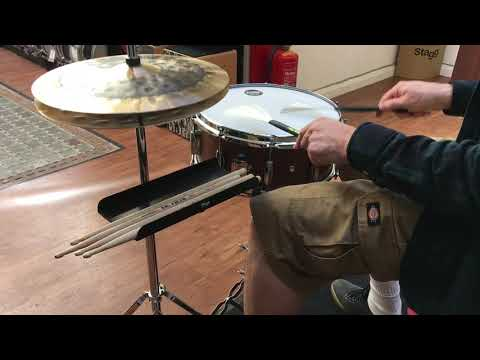 Stagg Custom Percussion Tray for Drum Sticks, Mallets & Brushes   Buy at Footesmusic