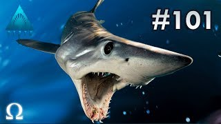 FACING HIS GREATEST FEAR! | Depth Divers vs Sharks #101 Multiplayer Shark Rounds!