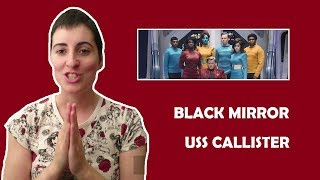 Black Mirror: USS Callister (2017) Television Review (Season 4, Episode 1)