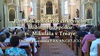 Koncert v kostole