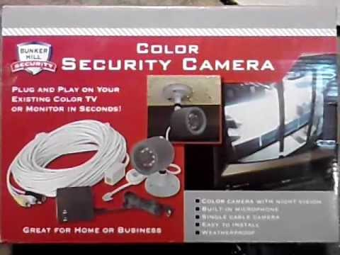 hqdefault Harbor Freight Security Camera Wiring Diagram on